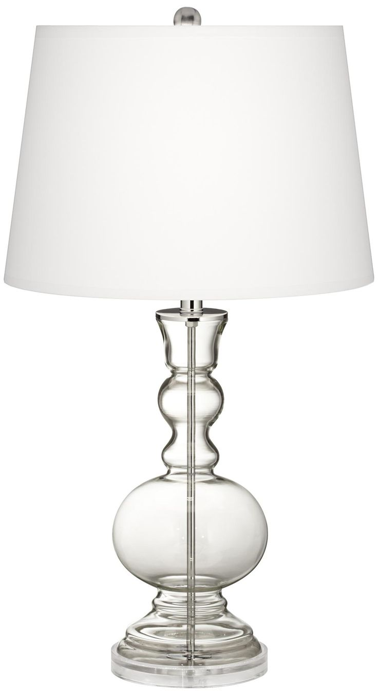 Fabulous Clear Glass Table Lamps 736 x 1352 · 38 kB · jpeg