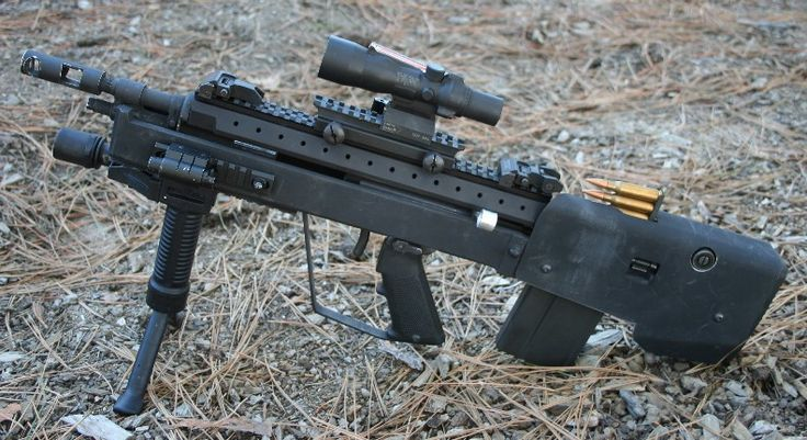 bullpup M14 configuration | Thank God for the 2nd ... M14 Bullpup