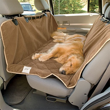 Car Seat Cover For Dogs Diy