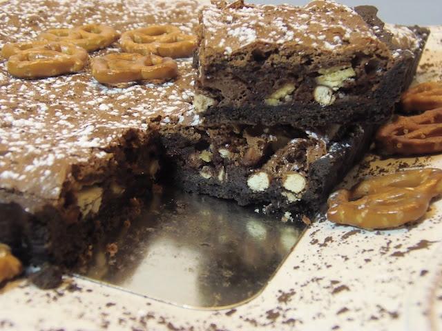 Chocolate Pretzel Tart | Baking | Pinterest