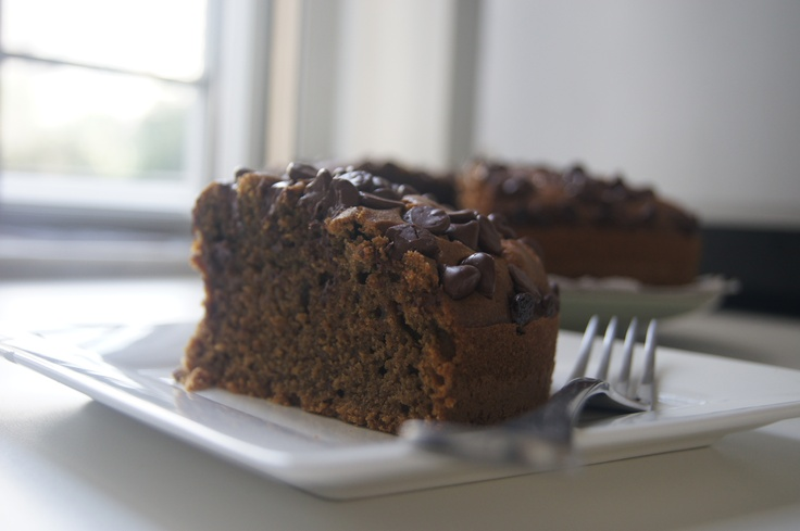 Chocolate Chip Coffee Cake | My Bakery | Pinterest