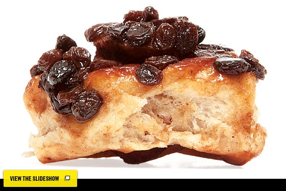 sticky buns to try - especially print's maple bacon sticky bun