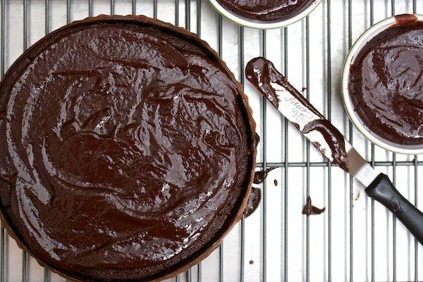 Chocolate Cranberry Cake with Chocolate Icing   Big Girls Small ...