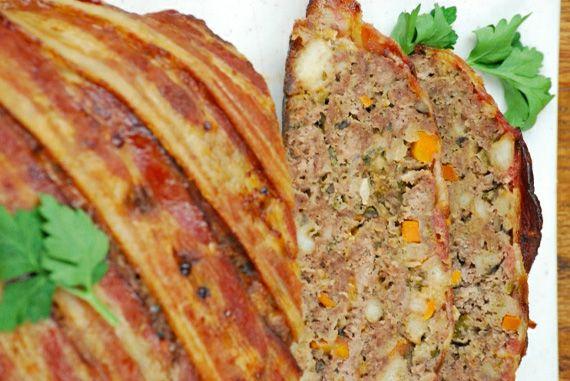 Cheddar and Stout Meatloaf | Best Foods & Drinks 4 U | Pinterest