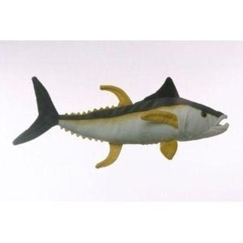 17 yellowfin tuna fish plush stuffed animal toy for Fish stuffed animals