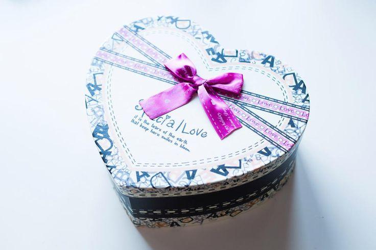 Коробка сладостей в подарок