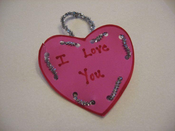 valentine art grade one