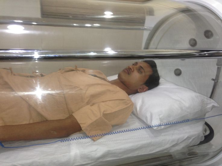 India hyperbaric oxygen therapy chamber india hyperbaric for Table 6 hyperbaric treatment