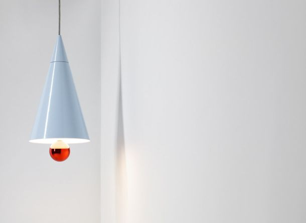 If Ice Cream Sundae Was a Lamp... // light, modern, pendant