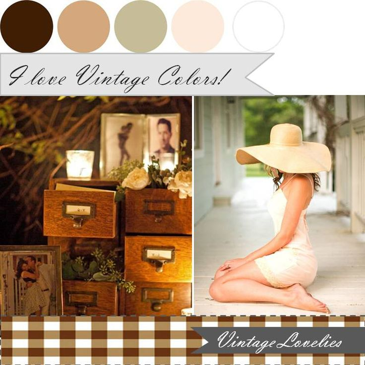 Color Your Wedding Beautiful Palettes I Love