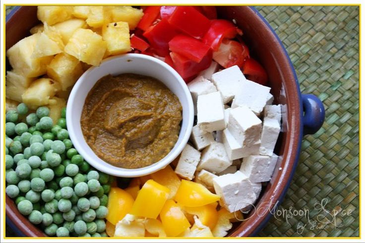 Yellow Curry Paste - better recipe for yellow curry with scratch curry ...