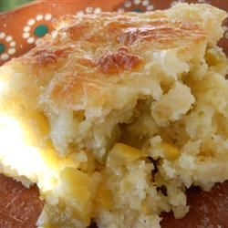 Cheesy Mexican Spoon Bread Allrecipes.com I use this recipe as a side ...
