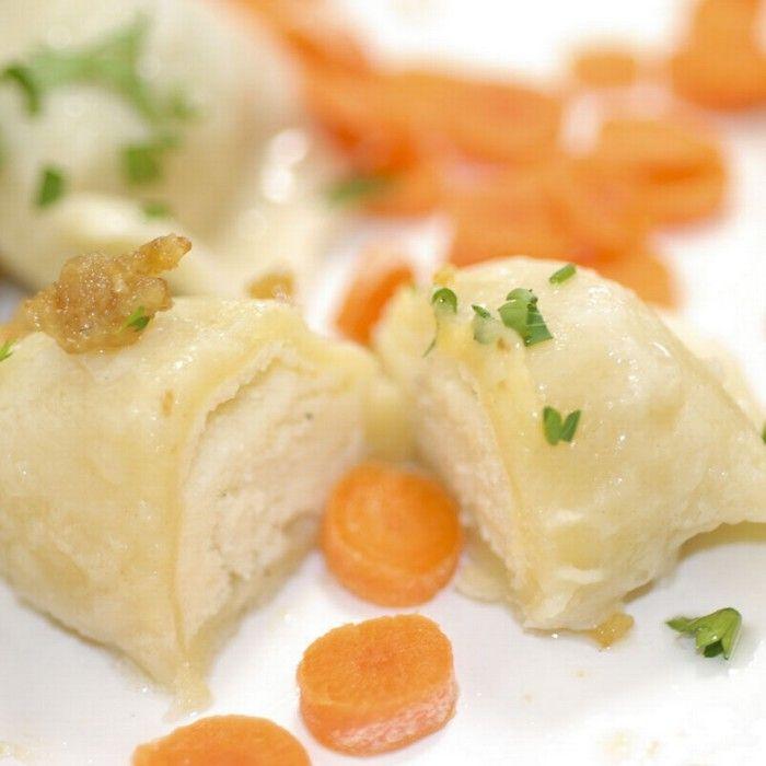 Potato & Cheese Pierogi (Ruskie/Ziemniaki z serem) at Polart - www ...