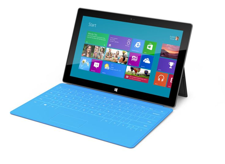 Microsoft's big unveiling is......Surface by Microsoft (video)