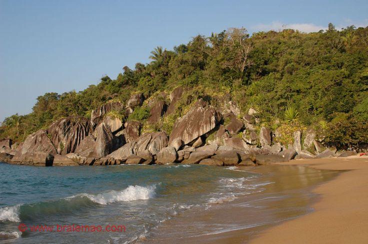 Ilhabela Island Brazil