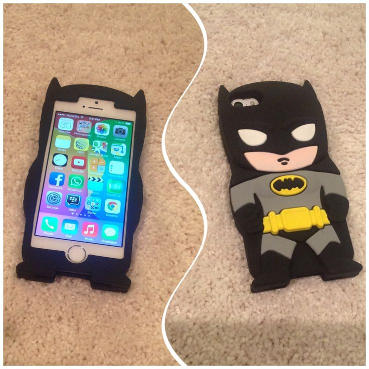 Batman iPhone 5/5S case.... : My wish list : Pinterest
