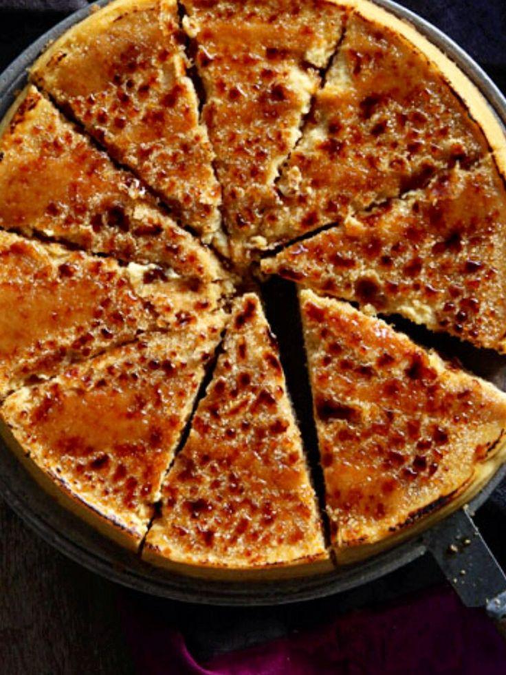 Maple Pumpkin Brulee Cheesecake | Cha-Cha Cheesecakes/Pies | Pinterest