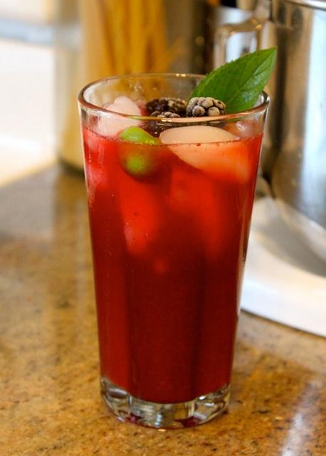 blackberry margarita! | drinky drinky | Pinterest
