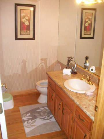 Replace Bathroom Sink : Replace bathroom sink on granite countertop