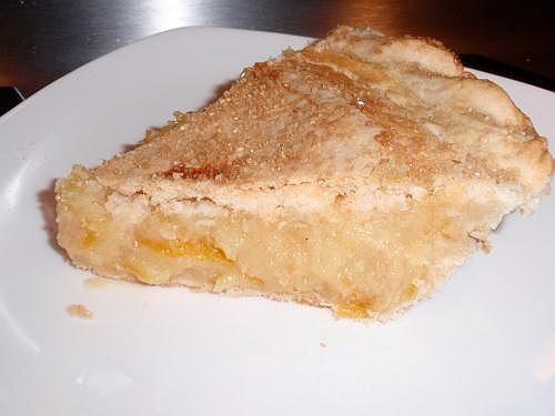 Shaker Lemon Pie Recipe | Dessert | Pinterest