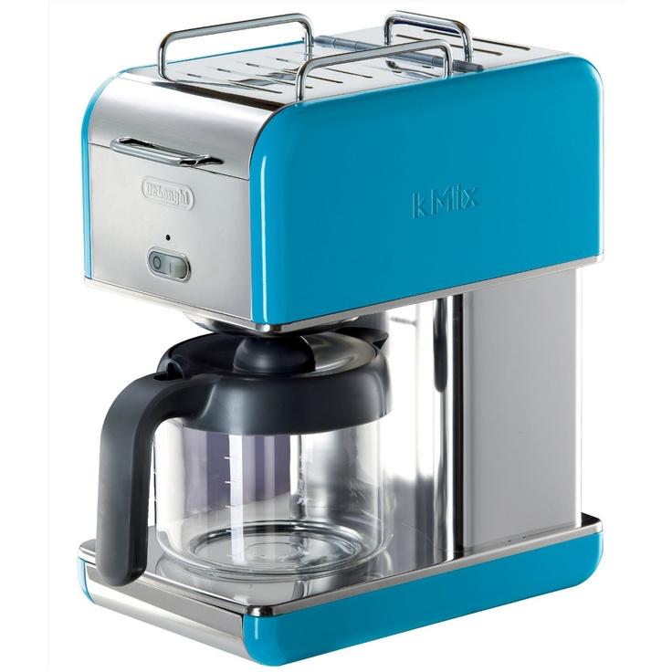 Kenwood Kmix Drip Coffee Maker My life is BLUE Pinterest
