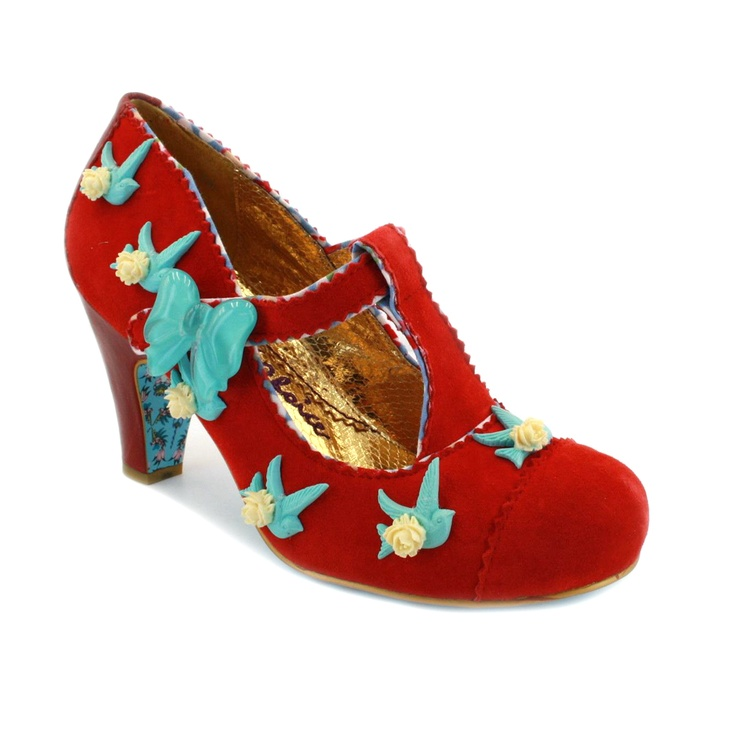 Irregular Choice shoes - so want these