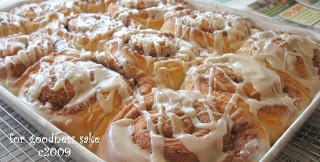 Old-Fashioned Cinnamon Rolls | BREADS | Pinterest