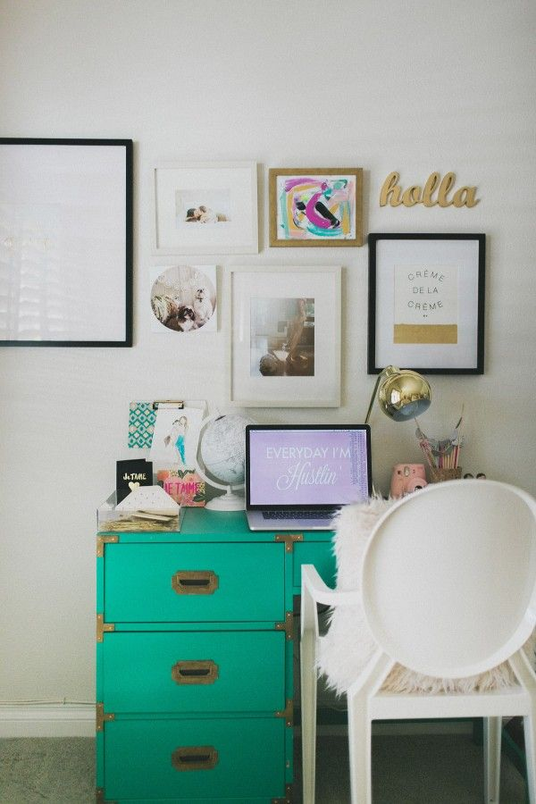 Style At Home: Cassidy June Of O My Darlings | theglitterguide.com