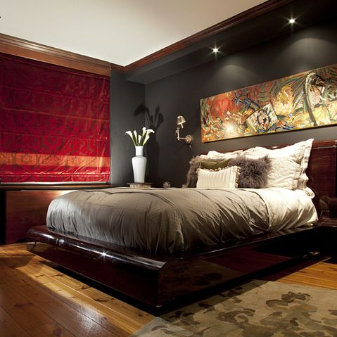 Art Over Bed Very Cool New House Pinterest