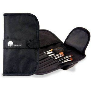 Minerals Makeup on Glominerals Glomini Travel Brush Kit By Glominerals   53 50  Great For