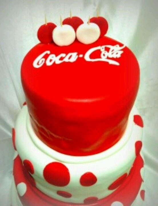 Coca Cola cake... | Coke | Pinterest