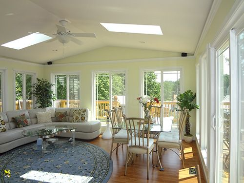 Sun room additions sunroom addition sunroom pinterest for Pictures of room additions