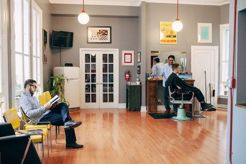 Standard Barber Company Detroit DTW Pinterest