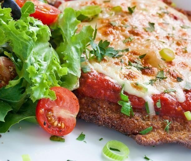 Parmesan Baked Chicken Breasts. | Food & Drinks | Pinterest
