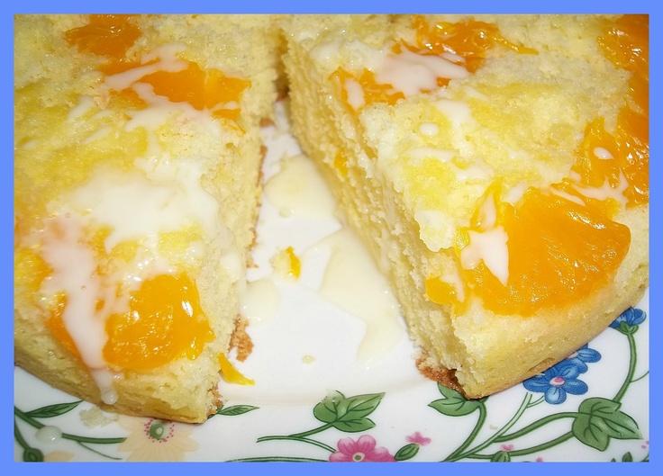 Mandarin Orange Cake   Cakes - Fruit Flavors   Pinterest