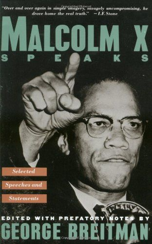 Malcolm x writings speeches