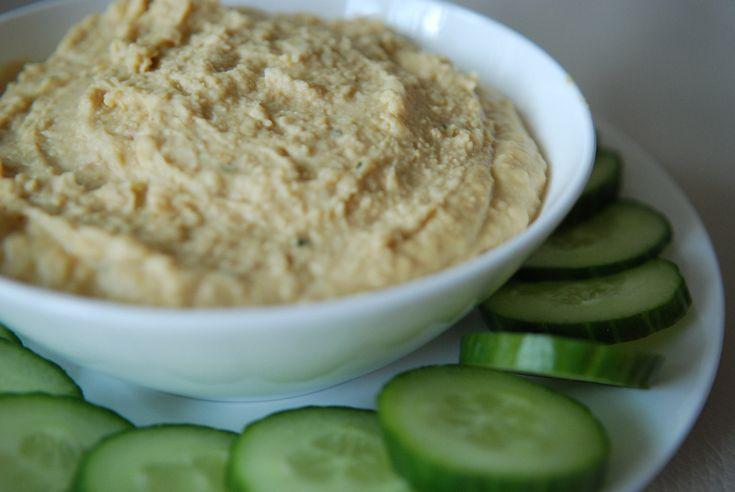 Peanut Butter Hummus | the taste space - steam, bake, boil, shake!