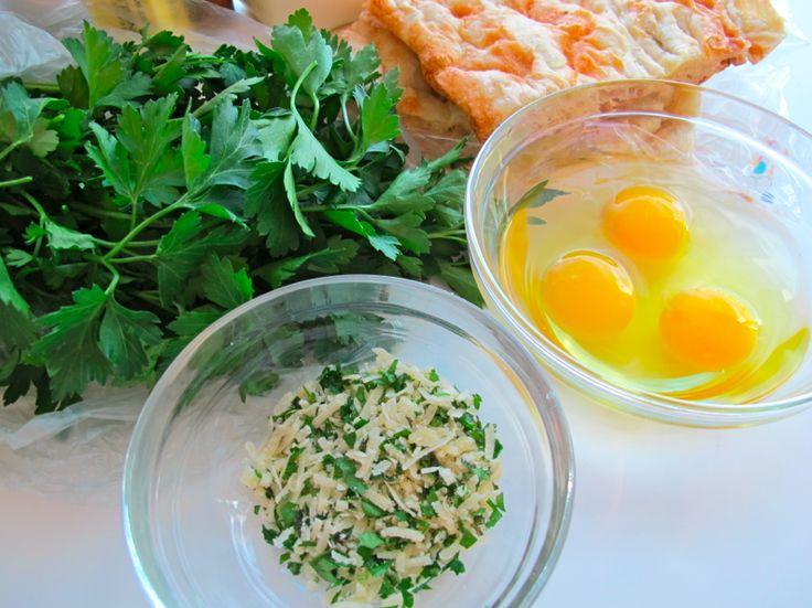 Herbed Baked Eggs | Breakfast | Pinterest