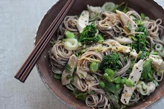 Buckwheat Soba Noodle Salad | Noodles & Pasta | Pinterest
