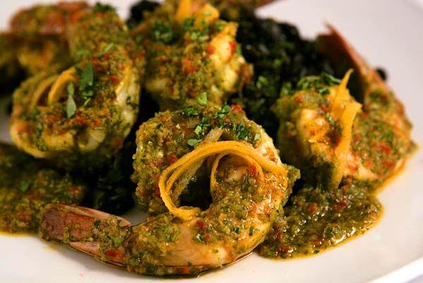 Piri Piri Shrimp by Marcus Samuelsson via LA Times. Piri piri is an ...