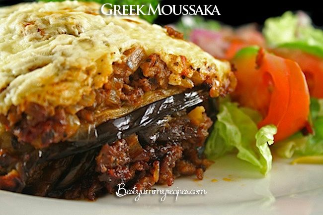 greek moussaka recipe http www thinkarete com greek moussaka recipe
