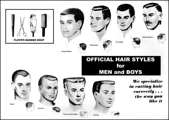 Vintage mens hairstyles. Vintage Fun Pinterest