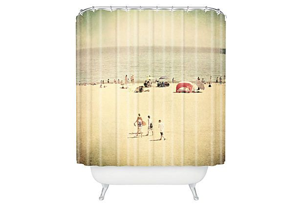 Round Shower Curtain Rods Shower Curtains Girly
