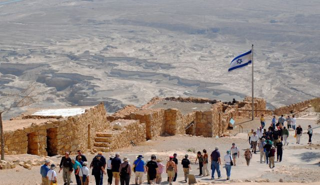 Masada plateau chosen israel pinterest