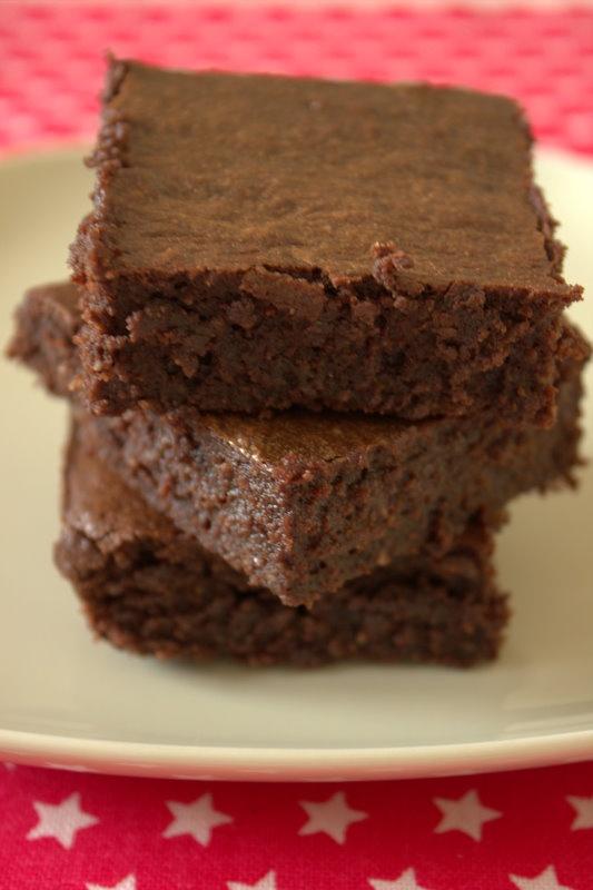 Gluten Free Chocolate Brownies   Scrummy Desserts   Pinterest