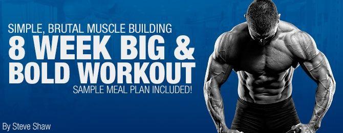 big workout bold Frederikssund