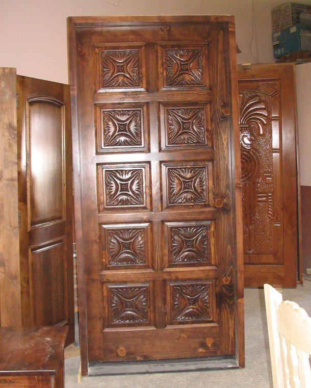 Spanish colonial doors wooden things i like pinterest for Porte spanish