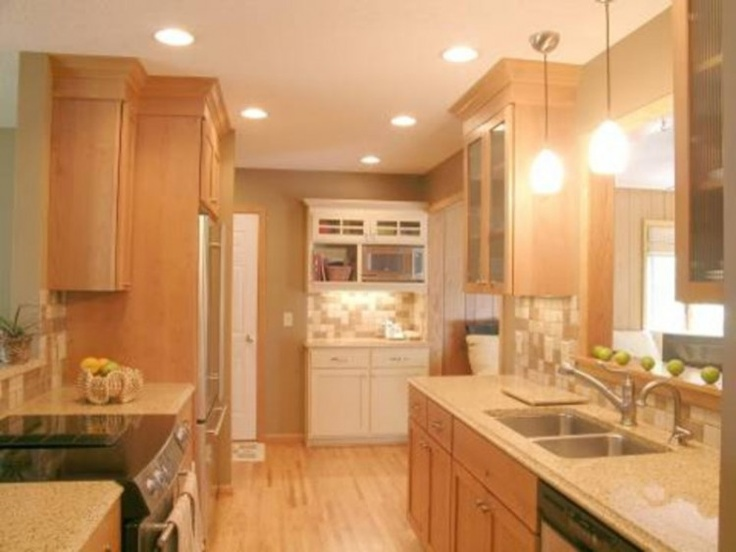 Awesome Galley Kitchen Design Ideas