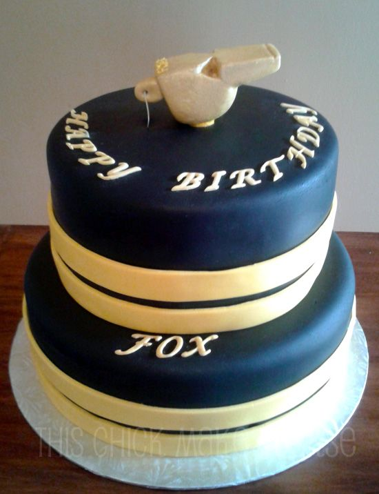Birthday Cake For Ronald : Birthday cake for Ron Foxcroft Cake Artistry Pinterest