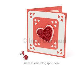 valentine's day quilling